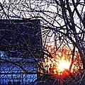 Sunrise Next Door by Sarah Loft