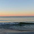 Sunrise On Alys Beach by Julia Wilcox