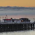 Sunrise On The Bay by Bruce Frye