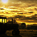 Sunrise On The Deere by Thomas Woolworth