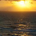 Sunrise On The Gulf by Barbara Shallue