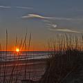 Sunrise Outer Banks Norht Carolina Img_3721 by Greg Kluempers
