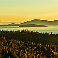 Sunrise Over Bellingham Bay by Robert Bales