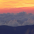 Sunrise Over Clingmans Dome, Great by Panoramic Images