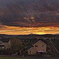 Sunrise Over Happy Valley by David Gn