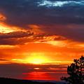 Sunrise Over Keystone by Dale Kauzlaric