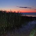 Sunrise Over Lake Huron by Susan Wyman
