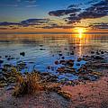 Sunrise Over Lake Michigan by Scott Norris