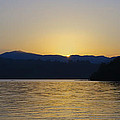 Sunrise Over Lough Eske And The Bluestack Mountains by Bill Cannon