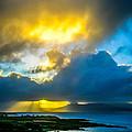 Sunrise Over Sheep's Head Peninsula by James Truett