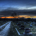Sunrise Over The Grave by Doug Farrell