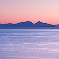 Sunrise Over The Islands by Richard Burdon
