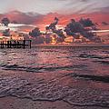 Sunrise Panoramic by Adam Romanowicz