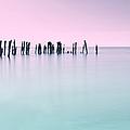 Sunrise Popham Beach by Susan Garver