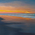 Sunrise Reflections by Audrey McLeod
