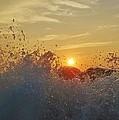 Sunrise Splash 1 9/05 by Mark Lemmon