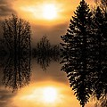 Sunrise-sundown by Sherman Perry