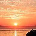 Sunrise - Sunset by Paul Fell