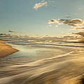 Sunrise Surf by Jonathan Steele