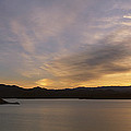 Sunrise Temple Bar Lake Mead by Panoramic Images