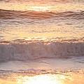 Sunrise Waves by Nadine Rippelmeyer