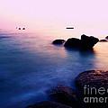 Sunrise2 Boulders Beach Cape Town by Charl Bruwer