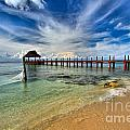 Sunscape Sabor Pier by Adam Jewell