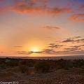 Sunset @ Rim Trail by Jeremy McKay