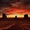 Sunset 11 by Ingrid Smith-Johnsen