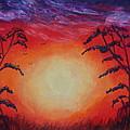 Sunset 1 by Jeanne Fischer