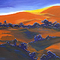 Sunset And Shadow by Donna Blackhall