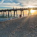 Sunset Art by Jon Cody