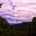Sunset At Gorges State Park by Chris Flees
