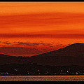Sunset At Noosa Heads by Ben Yassa