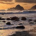 Sunset At Pfeiffer Beach by Stuart Gordon