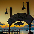 Sunset At Snooks Bayside by Rene Triay Photography