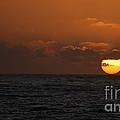 Sunset At St Ives by Jenny Potter