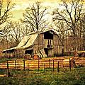 Sunset Barn by Marty Koch