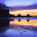 Sunset Bay by Mark Kiver