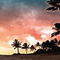Sunset Beach by James Kramer