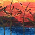 Sunset Beach by Linda Bailey