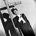 Sunset Boulevard, William Holden 1950 by Everett