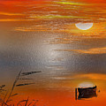 Sunset Charm, 30 Landscape Wall Art Painting Pack  Sunset-sunrise, Evening, Sea, Water, Ocean Etc  by Sun Lights