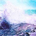 Sunset Cliff Wave by Jennifer Mecca
