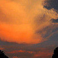 Sunset Cloud Series 19 by Bill Marder