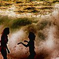 Sunset Dance by Douglas Barnard