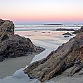 Sunset  Denhams Beach. by Steven Ralser