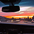 Sunset Drive by Sue Turner-Cray