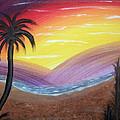 Sunset Escape by Lora Mercado