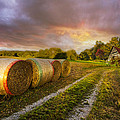 Sunset Farm by Debra and Dave Vanderlaan
